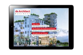 de Architect Business digimagazine uit