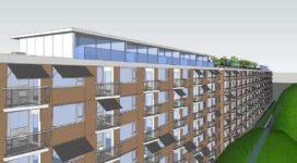 Hans van Heeswijk renoveert flat de Boelelaan