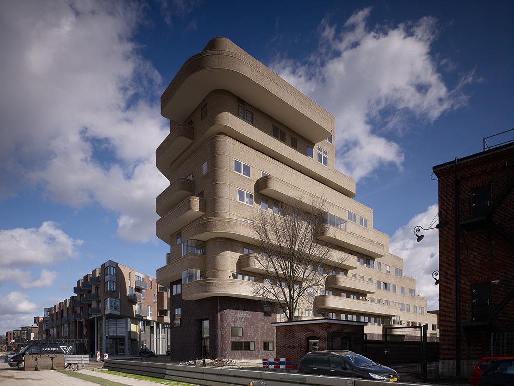 Expressionismus Architektur: Claus En Kaan Uit Elkaar