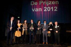 Winnaars De Prijzen van 2012