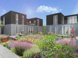 Oreo winnend ontwerp starterswoningen 'de Reep'