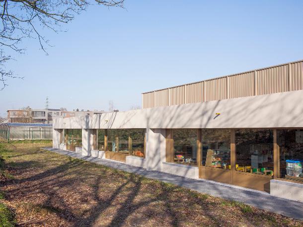 Basisschool De Spreeuwen Nominatie ARC15 Architectuur