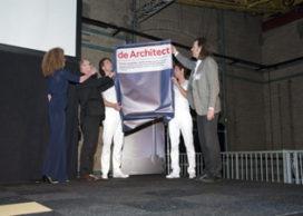 Uitreiking Lensvelt de Architect Interieurprijs