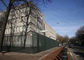 Haagse Amerikaanse ambassade wordt Escher Museum