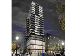 Parkeergarage Arets' B-Tower ingestort
