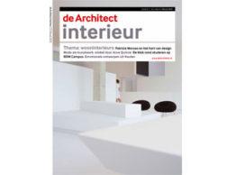 Vernieuwd: de Architect interieur