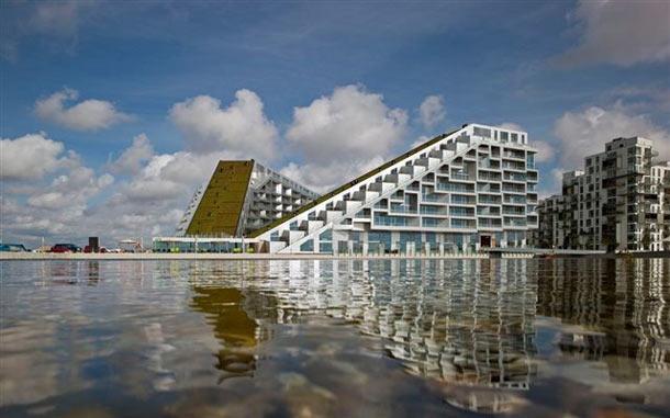 BIG 8House Orestad, Kopenhagen