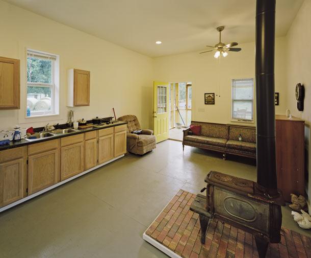 Interieur 20K Huis VIII