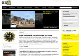 www.bna.nl vernieuwd