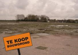 Gemeenten leveren in op grondexploitatie