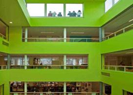 Internationale nominatie voor Nederlands scholenbouwproject
