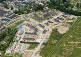 Crisiswet voorkomt vertraging bij bouw van 700 woningen