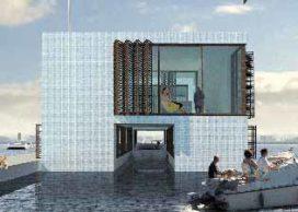Plus architecten bouwt catamaranwoning