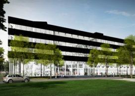 cepezed ontwerpt R&D centre Danone