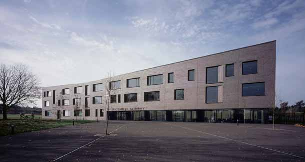 Nominatie Stirling Prize 2010-ChristsCollegeSchool