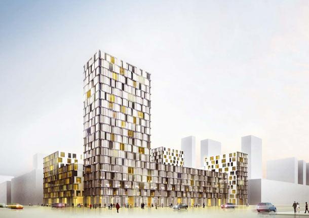 Winnaar de Architecten Cie. Moskou