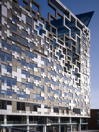 Oplevering The Cube Birmingham