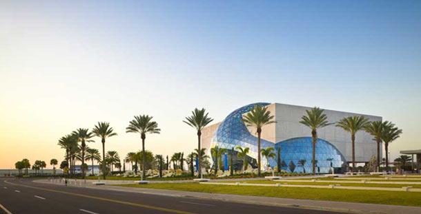 Dali Museum Florida HOK Architects