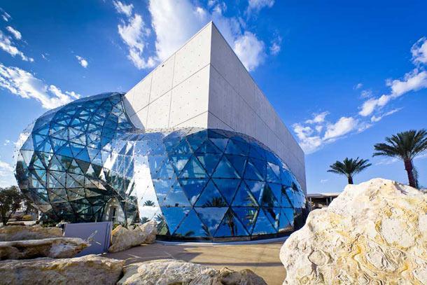 Dali Museum Floria HOK Architects