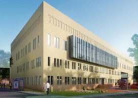 Nieuw acuutcentrum Diakonessenhuis Utrecht