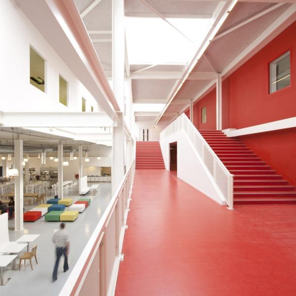 Dutch Health Tec, nominatie BNA Gebouw v.h. Jaar 2011