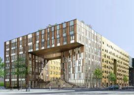 Woon- werkgebouw Lyon geopend