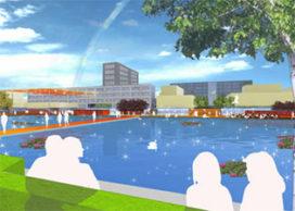 Masterplan campus Woudestein