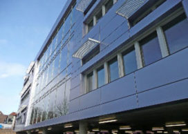 FEM-gebouw Nijmegen in gebruik
