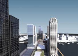 Nieuwe Rotterdamse hoogbouwvisie legt beperkingen op aan wolkenkrabbers
