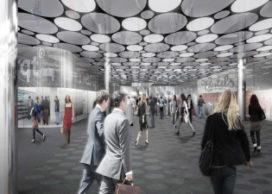 Arets ontwerpt Amsterdamse IJhal