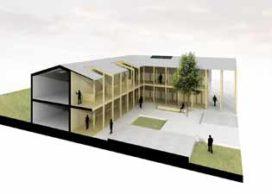 Architectenselectie asielzoekerscentrum Azelo bekend