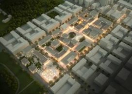KCAP/ Topotek 1 en Fakton winnen 'Belval Square Mile' competitie in Luxemburg