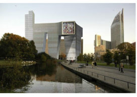 Koolhaas terug in Den Haag