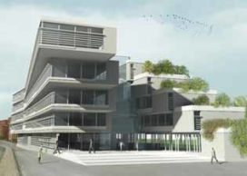 LIAG ontwerpt Fac. Educatie HANcampus Nijmegen