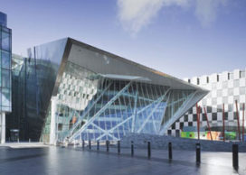 Grand Canal Theatre Dublin geopend