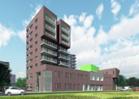 Start gezondheidscentrum Wesselerbrink door MAS architectuur