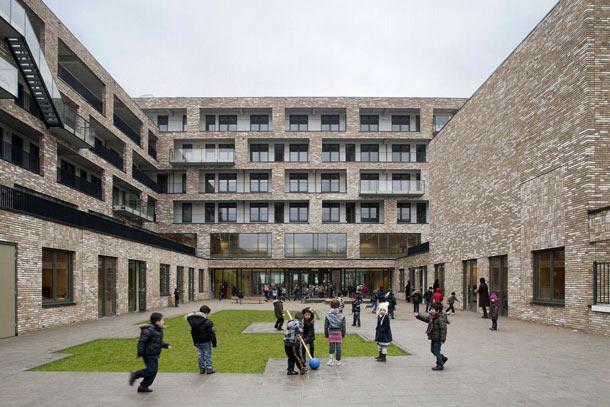 Mecanoo St. Lukasschool Amsterdam