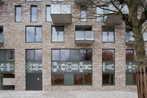 Mecanoo - St.Lukasschool Amsterdam