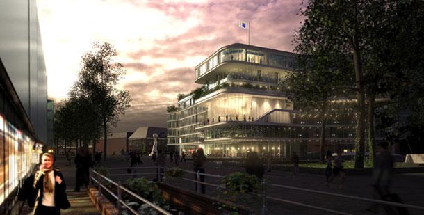 Meyer en Van Schooten ontvangt schadevergoeding van Almelo na mislopen opdracht stadhuis