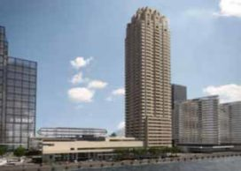 Woontoren Rotterdam bereikt hoogste punt