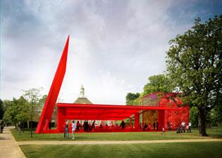 Jean Nouvel Serpentine Pavilion 2010