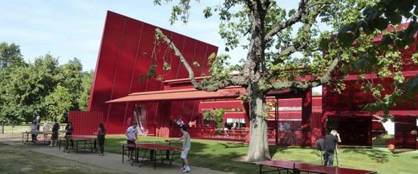 Nouvel, 2010 paviljoen