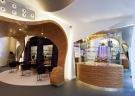 Alexander Nowotny wint Euroshop Retail Design Award