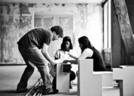 Samenwerking modeontwerpers en architecten