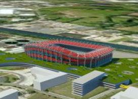 Nieuw stadion voor Twente