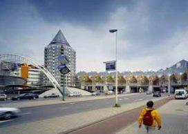 De seventies in Rotterdam: op zoek naar de compacte stad
