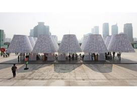 Voorzichtige transformatie van het Chinese plein