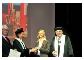 UfD-Mecanoo prijs voor beste afstudeerder TU Delft