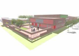 VVKH ontwerpt brede school in Utrecht