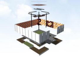 PIT! Partner in tuinarchitectuur ontwerpt showtuin